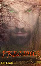 Book cover with menacing man's face over a dark forest.